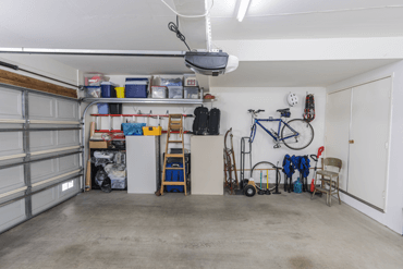 Garage Conversion Project